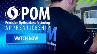 Optimax Precision Optics Manufacturing Program