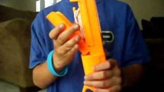 How to put together a Wii shotgun