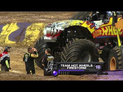 Monster Jam in Edward Jones Dome - St. Louis, MO 2014 - Full Show - Episode 10