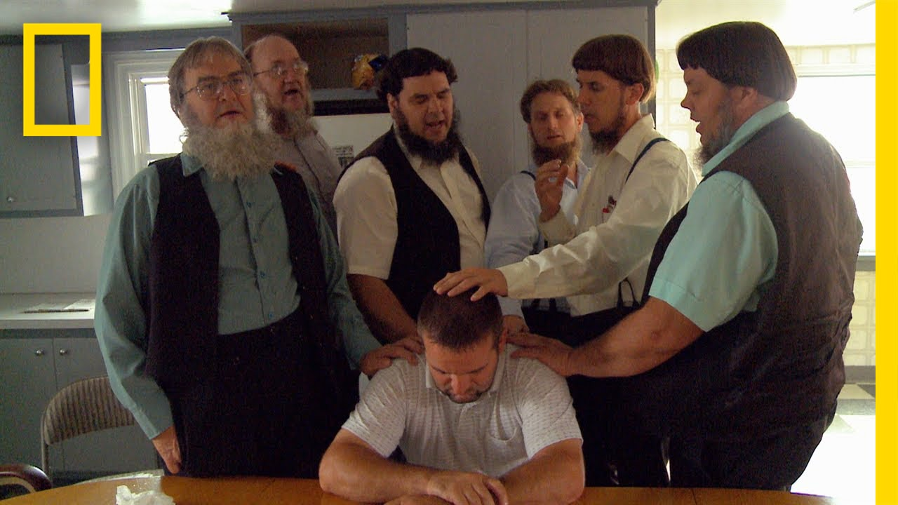 Amish Out Of Order.Healing Mose Amish Out Of Order