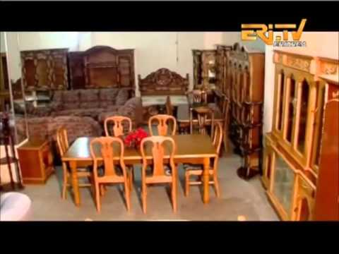 Eritrean Advertisement Clip - NT Furniture - Minus - Eritrea TV