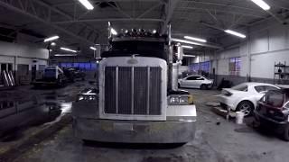 Обзор Траков И Другой Техники, Semi Truck Reviews