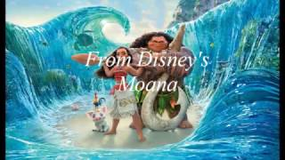 I Am Moana (Song of the Ancestors) - Moana OST