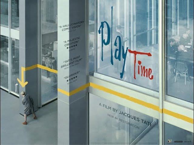PlayTime official reissue trailer 2014 - YouTube