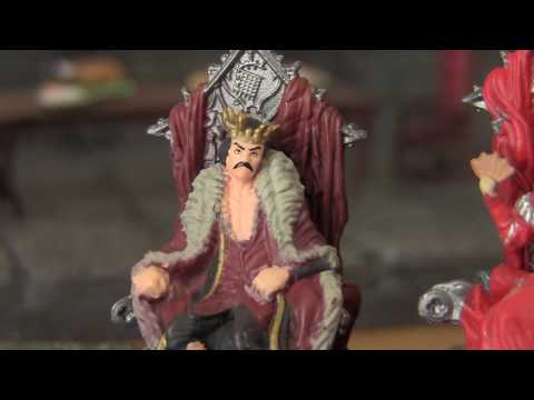 Pathfinder Crown Of Fangs Unboxing