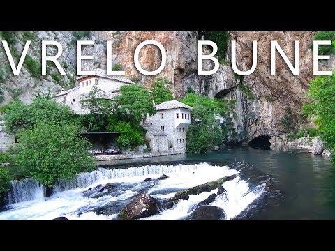 Vrelo Bune - Blagaj - Bosnia and Herzegovina (Mostar)