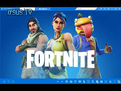Play Fortnite TianTian Android 64 - Bit - PC