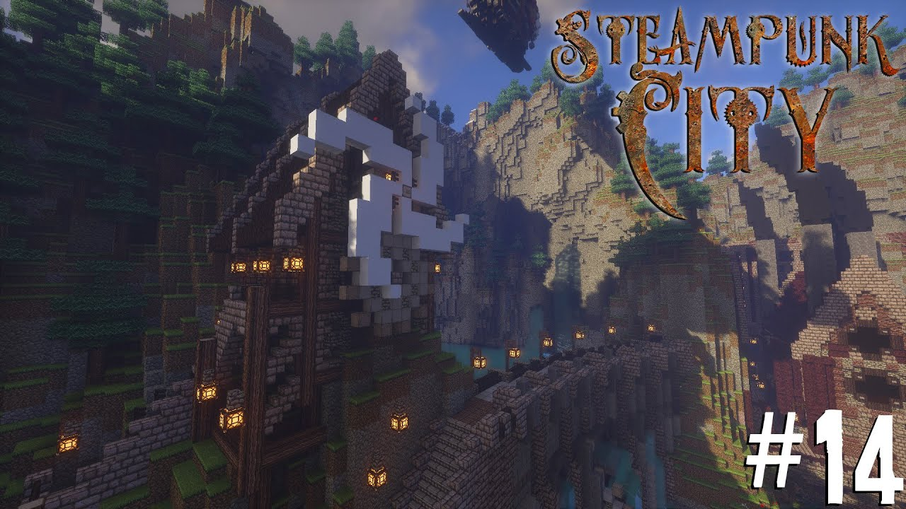 Wonderful Wallpaper Minecraft Steampunk - maxresdefault  Trends_685216.jpg