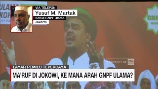 Download lagu Ma'ruf Amin Cawapres Jokowi, Gerindra: Tidak Jaminan Suara Bertambah