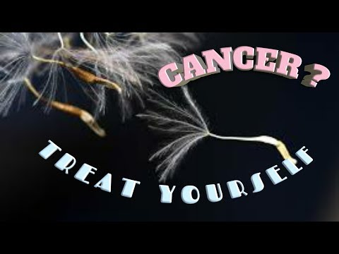 CANCER TREATMENT NATURALLY (IN HINDI)