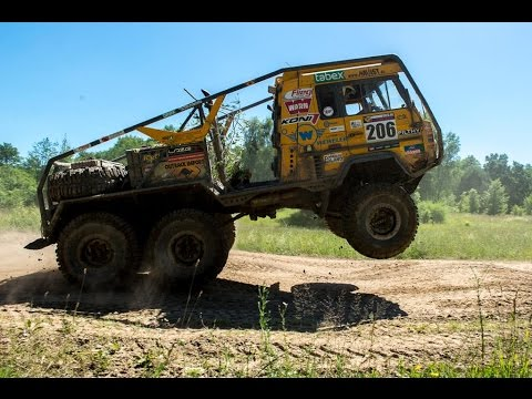 Rally BRESLAU 2015 Extreme offroad with Team Havast