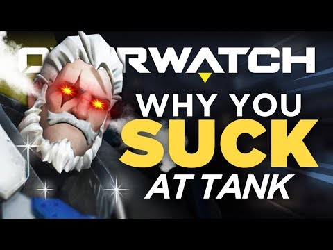 Best Tips for Every Tank Heroes Ultimate - Overwatch Guide