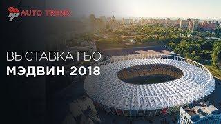 Выставка ГБО в Киеве 2018: ''МЭДВИН: мир сжиженных и сжатых газов. Газ на авто''