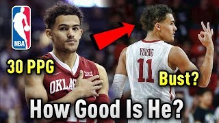 How GOOD Is Trae Young ACTUALLY? The Next Steph Curry Or NBA Bust?