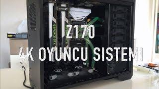 Inside Tech PC Toplama Rehberi - 5 ''Z170 4K Oyuncu Sistemi''