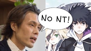https://twitter.com/km_straightedge/status/1306229000784678912?s=21 Kazuma Miki has stated that his recent anime/project announcements are not related to ...