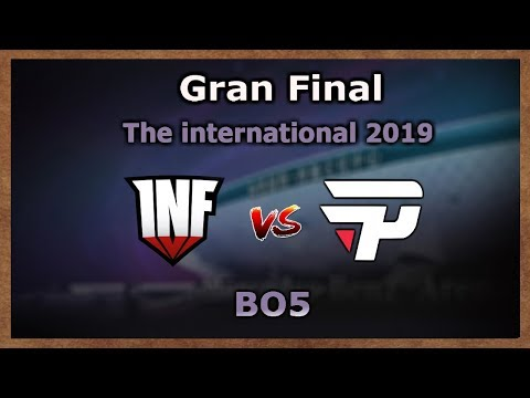 INFAMOUS vs PAIN GAMING  - GRAN FINAL BO5  Clasificatorias TI9
