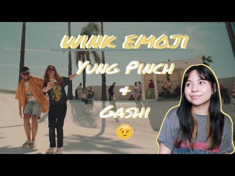 yung-pinch-&-gashi---wink-emoji-(official-video)-|-reaction