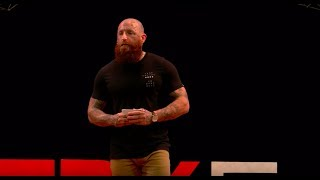 Embracing the Struggle Creates Everlasting Strength | RJ Messenger | TEDxErie