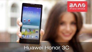Видео-обзор смартфона Huawei Honor 3C
