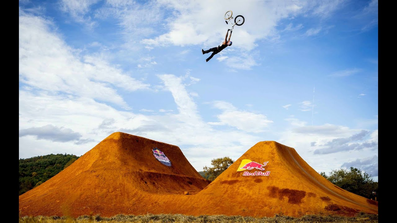 Top 5 Bmx Tricks From Red Bull Dreamline 2014 Youtube