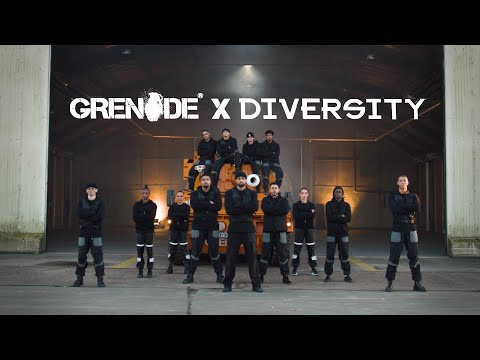 Ashley Banjo & Diversity direct heart-stopping content for Grenade