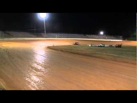 West Plains Motor Speedway B-MOD Feature Race 4-21-12