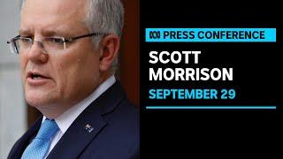Prime Minister Scott Morrison attacks Maritime Union over pay dispute | ABC News