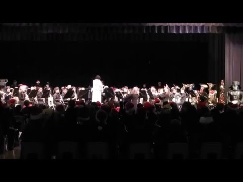 Ereckson Middle School Silver Band 12-15-15