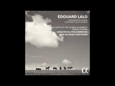 LALO // Concerto russe pour violon et orchestre, Op. 29: II. Chants russes // With Elina Buksha