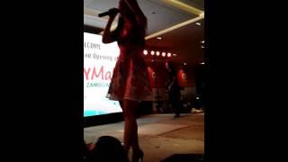 anne curtis live city mall zamboanga city 3