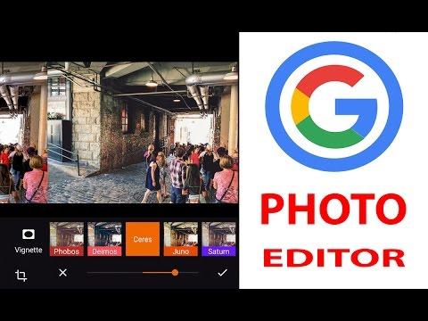 editing photos online