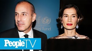 'Everyone Knew' Matt Lauer 'Cheated On' Wife, But Misconduct Allegations Are 'A Shock' | PeopleTV