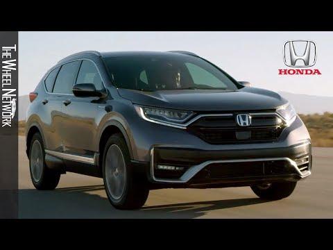 2020 Honda CR-V Hybrid Touring   Modern Steel Metallic (US Spec)
