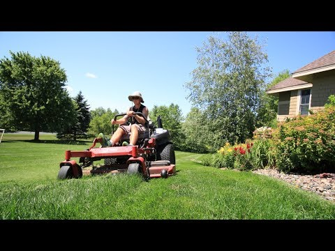 Lawn Care Breakdowns►Toro Zmaster Striping