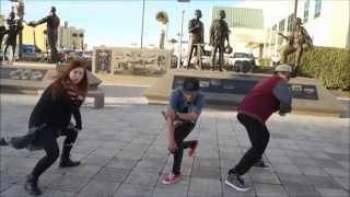 Missy Elliot ft. Pharrell : On and On Choreography