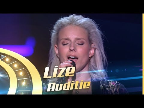 LIZE - Wake me up  Audities  DanceSing