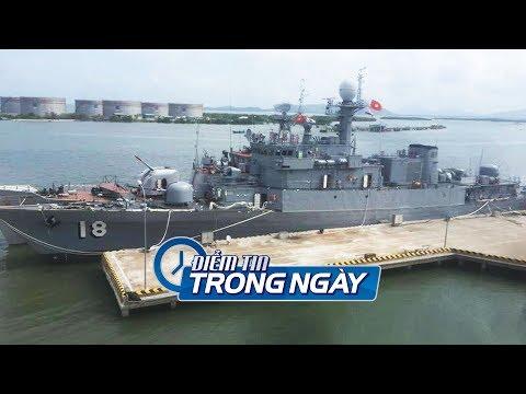 Việt Nam đưa Tàu Hàn Quốc 'tặng' đi Tập Trận Với Mỹ Và ASEAN