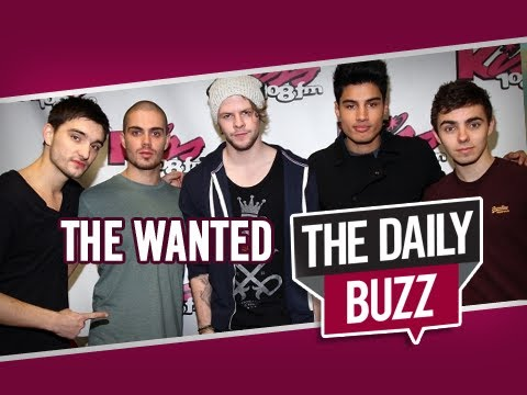 The Wanted to Debut E! Reality TV Series