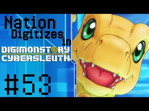 Digimon Story: Cyber Sleuth [P53] - The Great Purge