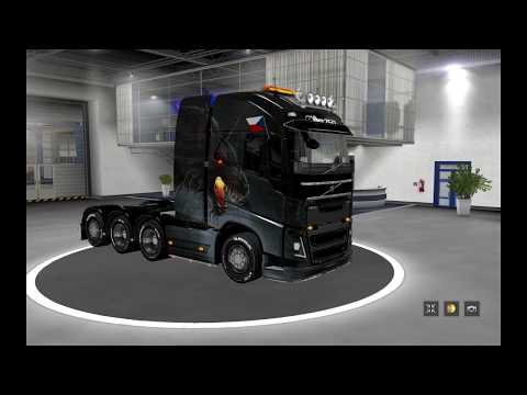 [ETS2 V1.35.] RPIE Volvo FH16 (2012)