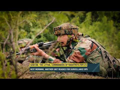 Watch how Rashtriya Rifles battalion answers the call of duty in Kashmir