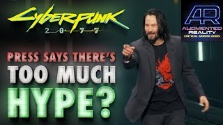 "Podcast 140: Media: ""Avoid Cyberpunk 2077 Hype""; Keanu Reeves on Johnny Silverhand; Multiplayer DLC?"