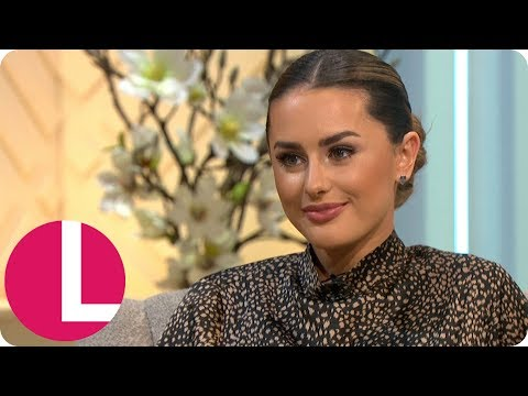 Love Island's Amber Davies Reveals Why She Had Cosmetic Surgery | Lorraine
