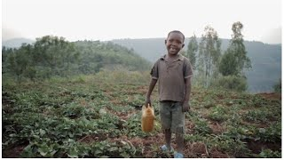 Help Keurig Bring Clean Water to Families in Rwanda: #BrewViewGive