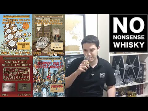 That Boutique-y Whisky Company New Releases | No Nonsense Whisky #74