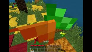 Minecraft: Find The Button 2 Pocket Edition game play