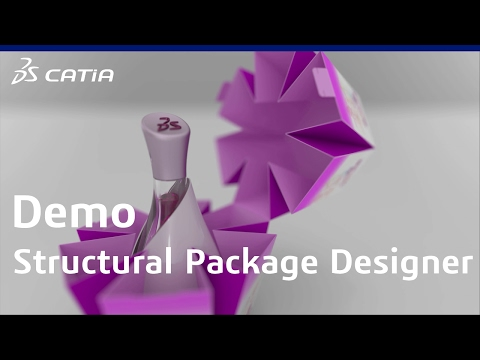 CATIA 3DEXPERIENCE | Structural Package Designer