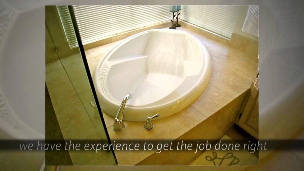 Harris Tile Stone Bathroom Remodeling In Vacaville CA YouTube - Bathroom remodel fairfield ca