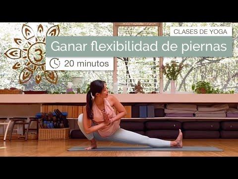 Yoga Para Ganar Flexibilidad De Piernas